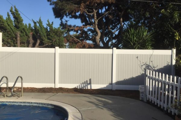 Vinyl Privacy Fence, Vinyl Pool Fence