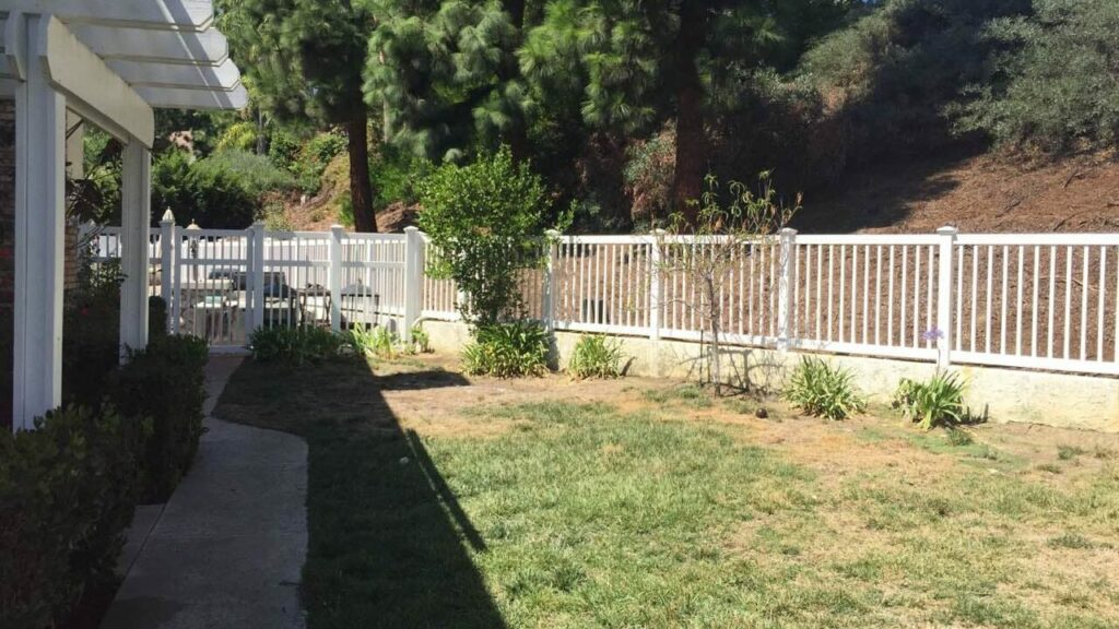 Vinyl Fencing Service Areas Wesco Vinyl Fence